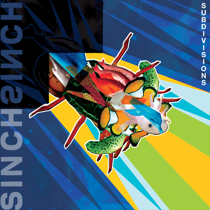 SINCH – Subdivisions – Album Cover Artwork